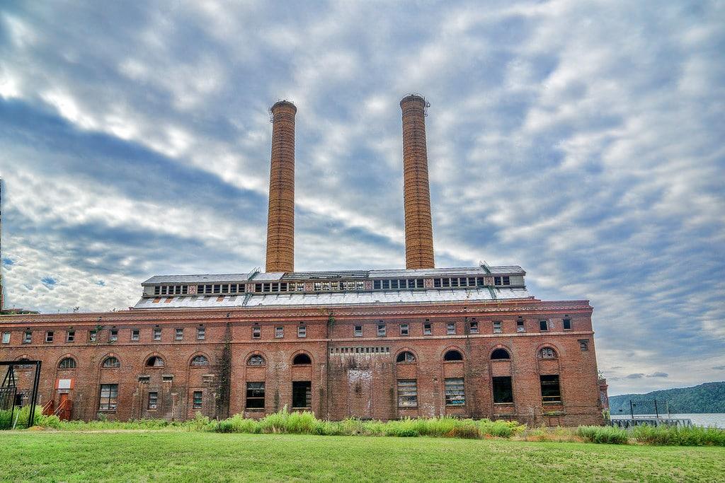 Glenwood Power Plant 1